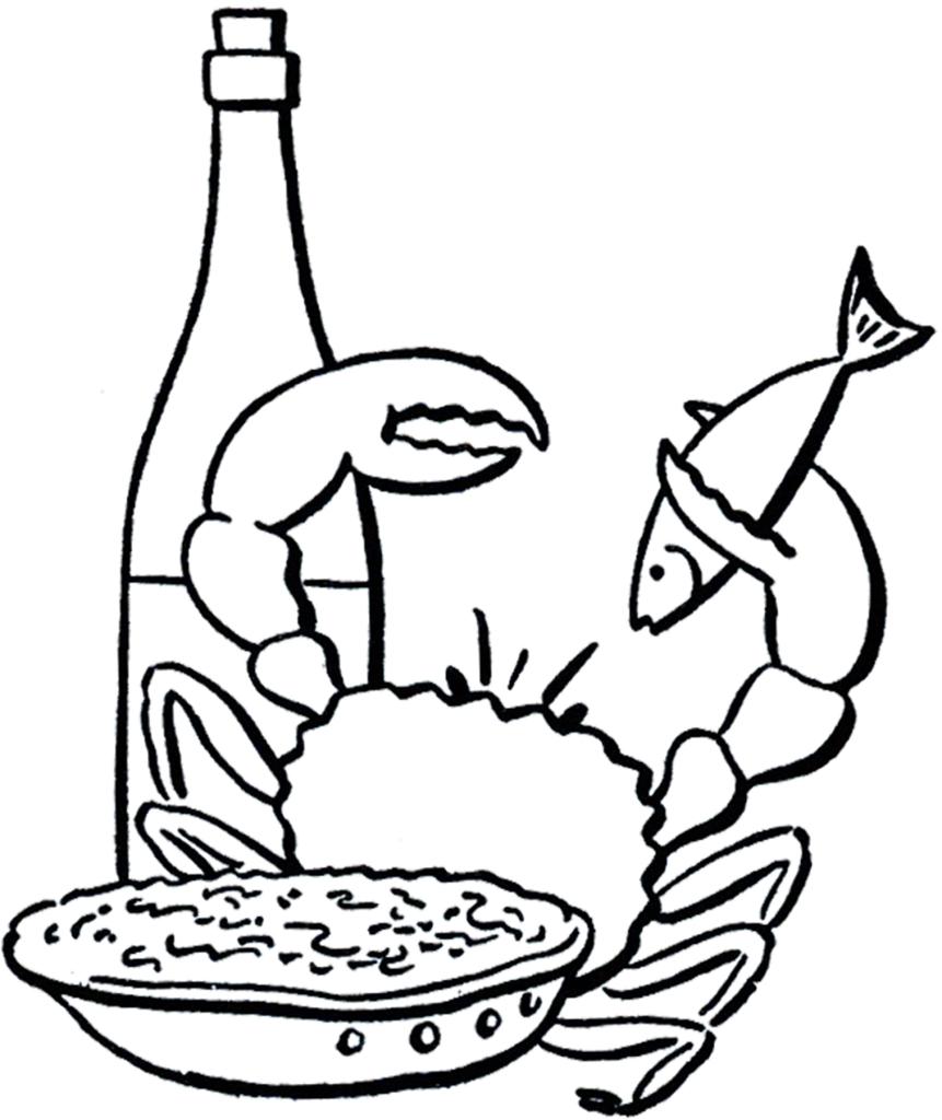 Seafood-Dinner