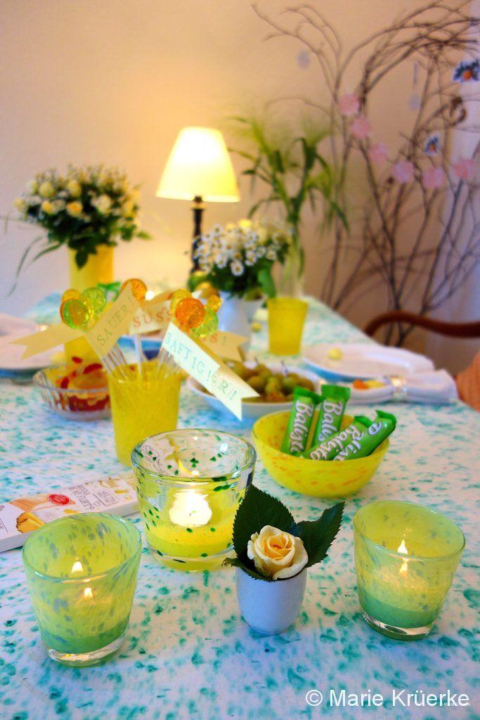 Zitronenfest
