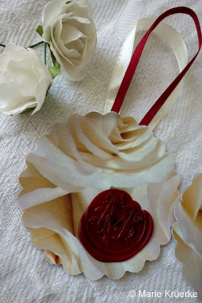 Rosen-Anhänger