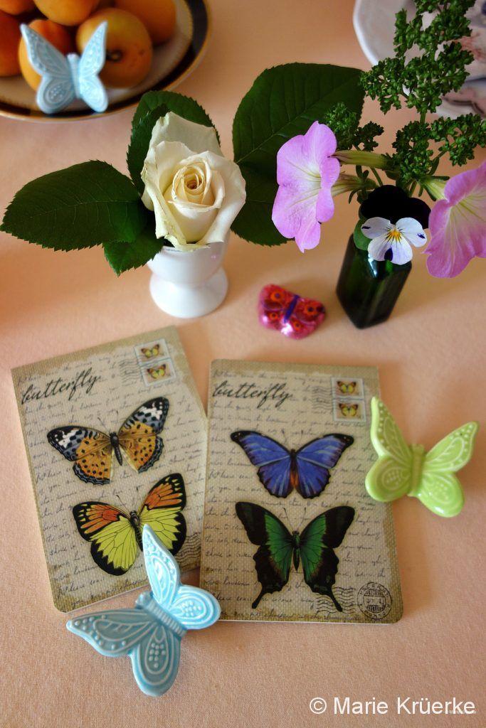 Schmetterlings-Party