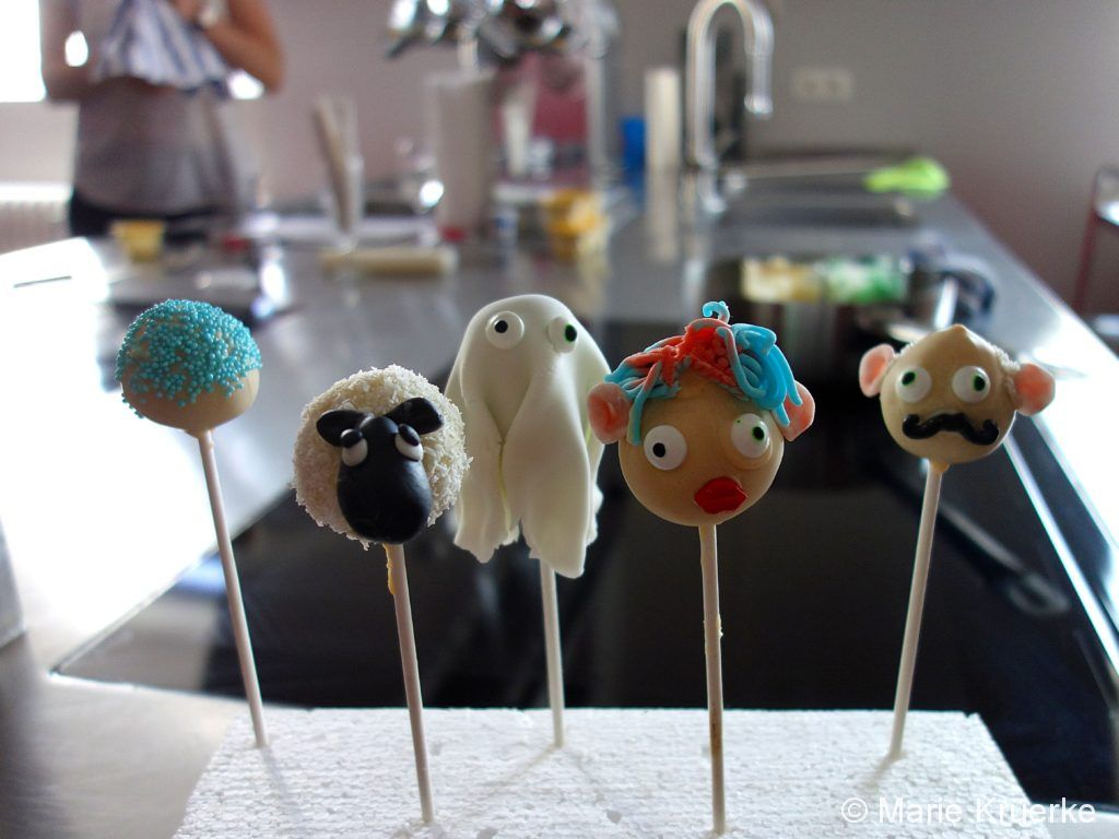 Demo-version Cake Pops